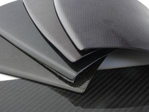 狭山車体工業のカーボン表面処理